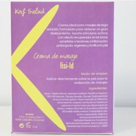 Crema masaje Larga duración FisiLD 5KG + 2 Botes 500ml (knf-5Fisild)