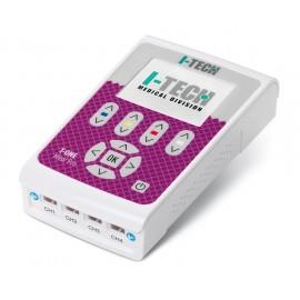 T-ONE MEDI PRO Electroestimulador de 4 canales (EFI-2930)