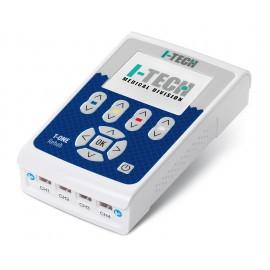 T-ONE REHAB Electroestimulador de 4 canales (EFI-2931)