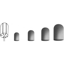 Capuchones de lija (5 unidades)