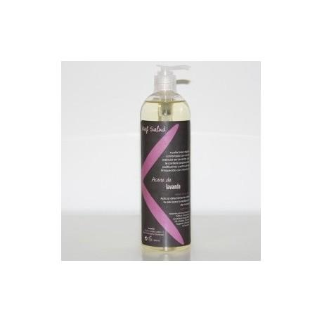 Aceite de Lavanda 500ml con dosificador (knf-lav500)
