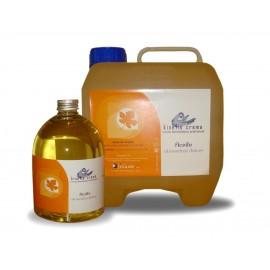 Aceite de Almendras Kinefis 100% puro garrafa de 5 litros + bote de 500ml con dosificador