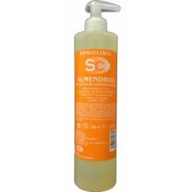 Almendroil, aceite 100% de almendras, bote 500 ml con dosificador (SC-529RC)