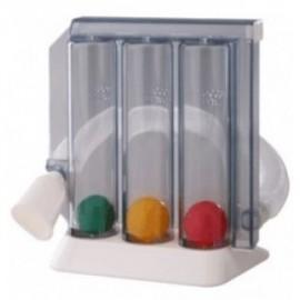 Pulmo gain, aparato incentivador para ejercitar capacidad pulmonar (FI-PRF-RE400110)