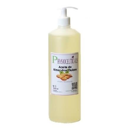 Aceite de Almendras dulces bote 500ml con dosificador (IFA-002)