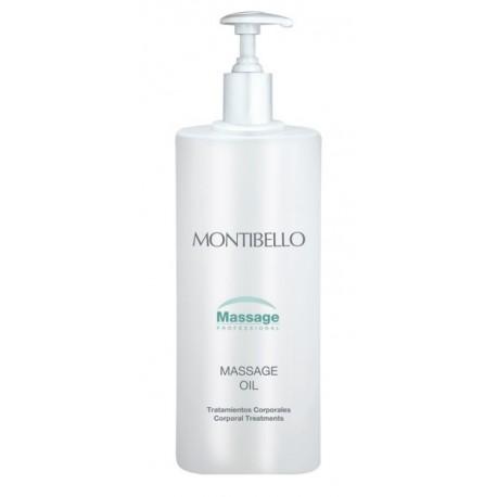 Massage Oil aceite de masaje larga duración montibello 1000ml