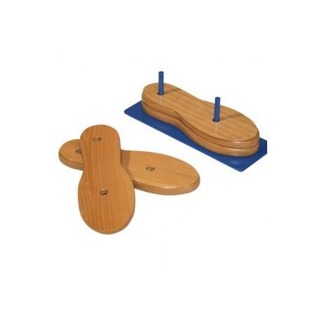 Juego de alzas en madera barnizada varios grosores - Limpieza de madera barnizada ...