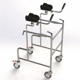 Caminador con soporte de antebrazo (AD205)