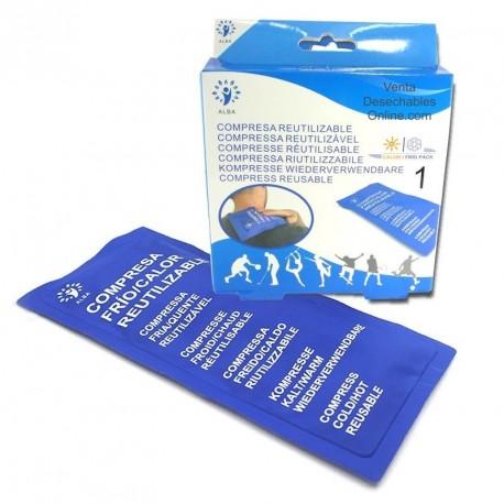 Bolsa/Compresa de frío/calor reutilizable más resistente