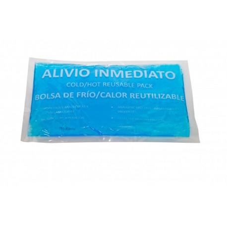 Bolsa frio/calor reutilizable 14x24 color AZUL (UNI-002SG24)