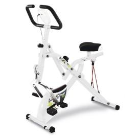 Bicicleta BH Doublefit estática plegable (brazos + piernas + abdominales). (YF94)