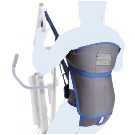 arnés pélvico para traslado de pacientes con grúa (ORT22131)
