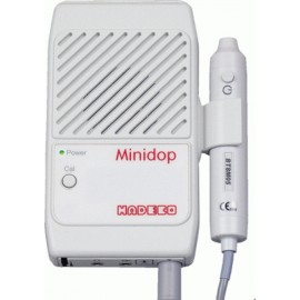 Doppler MINIDOP ES 100VX CON SONDA DE 5 A 8 MHZ (QUE-100VX)