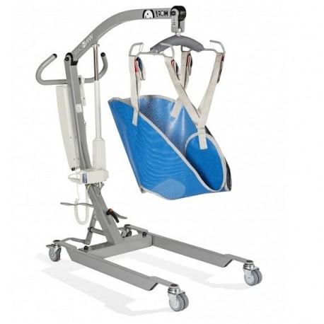 Grúa Elevación y Traslado de pacientes Winncare HOP E150+ Arnés de regalo