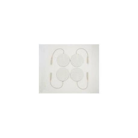 Electrodos adhesivos Circular de 5 cm de diámetro para TENS-EMS