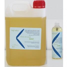 Garrafa de 5 litros + 500ml de aceite de masaje neutro (knf-5LNEUTROIL)