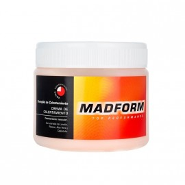 Crema Mad Form Cremy Gel 500 ml para calentamiento y dolores crónicos (MD233)