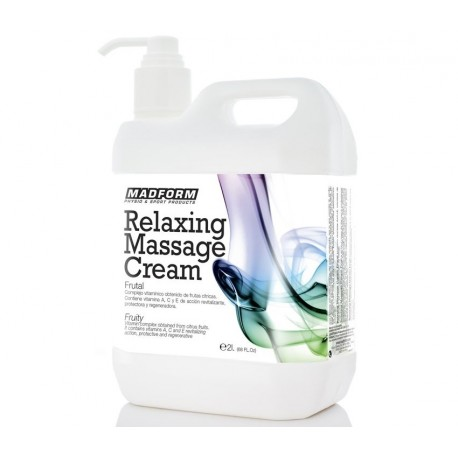Mad Form Relaxing Cream Frutal 2000 ml (MD280)