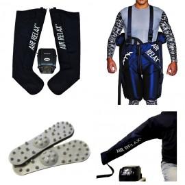 AIR RELAX, 2 botas, pantalones cortes, 1 brazo+ bolsa de tranporte (KI-001)