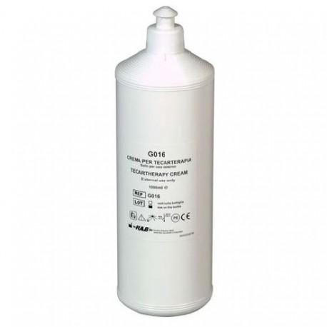 Crema conductiva para tecarterapia / diatermia 1000ml (UNI-G016)