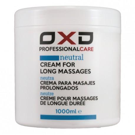 Crema de masaje de larga duración OXD 1000gr