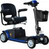 Scooter Eléctrico Libercar Vento 4 ruedas
