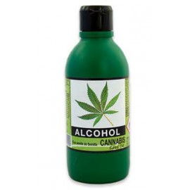 Alcohol de cannabis 250ml