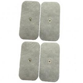 Electrodos adhesivos de conexión Snap 50X90 mm (LACA-PPBD)