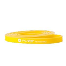 Banda elástica P2I Resistencia Pro suave- amarilla