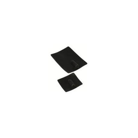 Electrodos de silicona reutilizable 5cm x 10cm (LACA-LTR316)