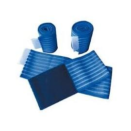 Cincha elastica con Velcro 3cm X 100cm
