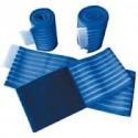 Cincha elastica con Velcro 8cm x 100cm
