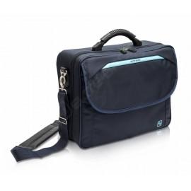 CALL'S, maletín para visitas domiciliarias, sarga azul marino