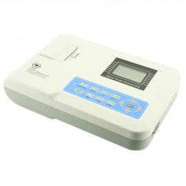 Electrocardiógrafo MB100G portátil, 1 canal, Pantalla, ECG