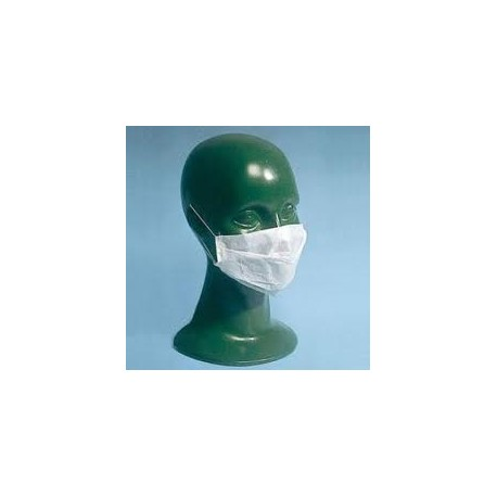 Mascarillas desechables Simples 100 unidades (KRA-040028)