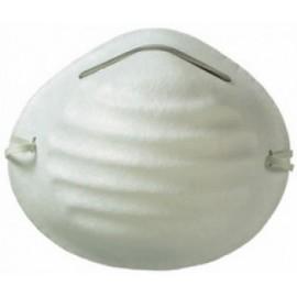 Mascarillas Cónicas con ajuste nasal 50 unidades