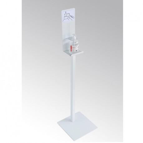 dispensador automático de gel + soporte