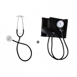 Pack de Tensiómetro de brazo manual y Fonendoscopio