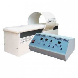 BIOTESLA 3000, equipo de magnetoterapia + camilla + solenoide