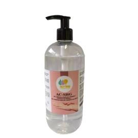 Gel de manos hidroalcóholico ACRIMA  sanitario, 500ml con dosificador