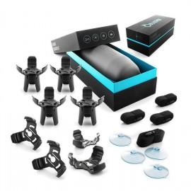 Pack Blazepod Basic, sistema de entrenamiento de reflejos profesional, 4 unidades