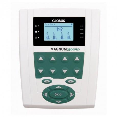 Magnetoterapia GLOBUS Magnum PRO 3500 con 70 programas y 4 canales