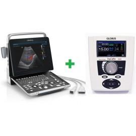 Ecógrafo Mindray Z60  + Diatermia Diacare 5000