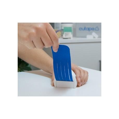CUTAPE, cortador de cintas de vendaje neuromuscular