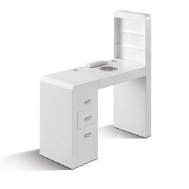 Mesa de manicura NIMI con aspirador