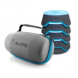 Blazepod, sistema de entrenamiento de reflejos profesional, 4 unidades