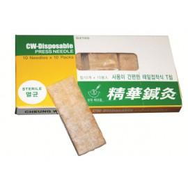 Chinchetas China (esteril) 0.22x15 (200 unidades)
