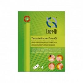 Parches de calor (4unidades) termoinductor Ener-qi