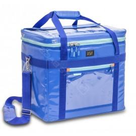 COOL'S, nevera transporte muestras biológicas, tarpaulin azul marino