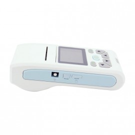 Electrocardiógrafo Portátil de 3 canales con Impresora térmica ECG90A